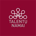 talentu namai - logo